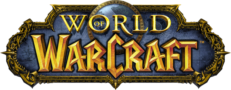 logo du jeu World of Warcraft